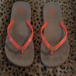 Tory Burch Flip-Flops Size 9
